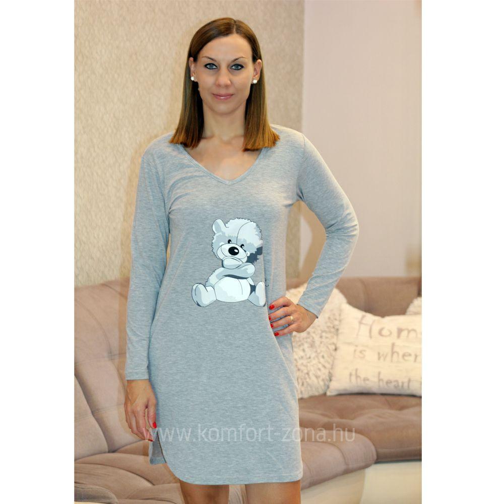 ba17a13d5f ... Hálóing - Komfort-Zóna | Komfortzóna | KoGo hálóruházat | Kati  gyerekruha | Gyerek ruha webáruház | női szabadidőruha | köntös | pizsama |  nyári ruha