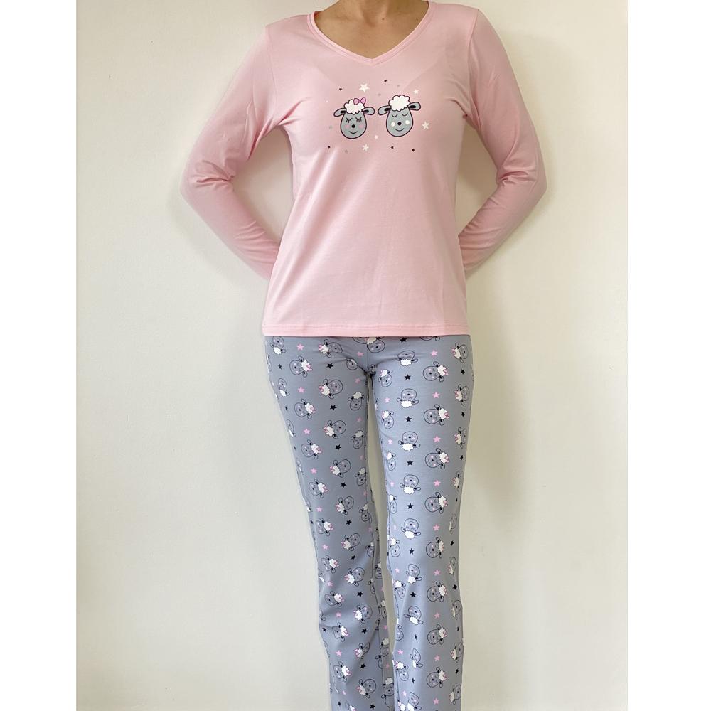 KO-GO Baris Női hosszú pizsama