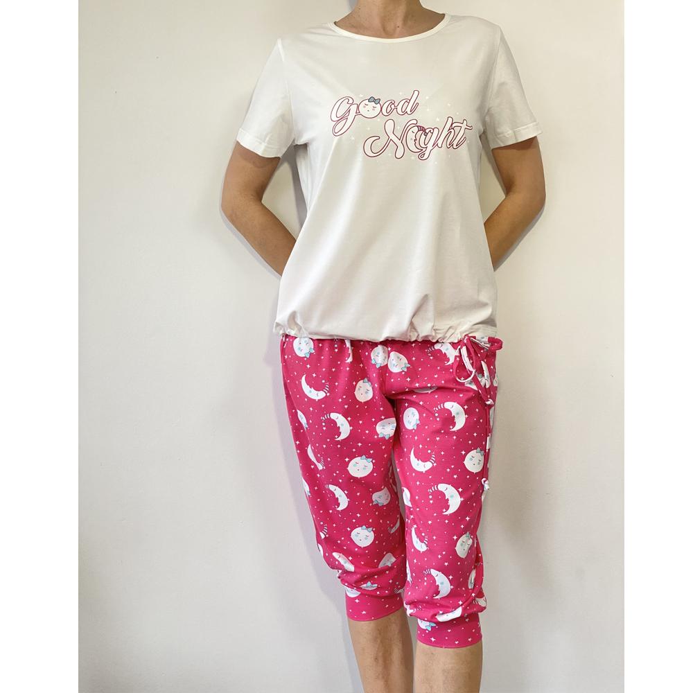 KO-GO Holdacskás Női halász pizsama