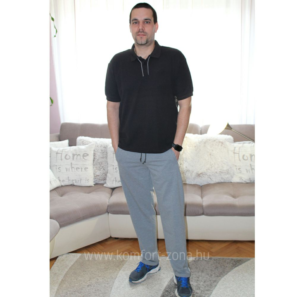 Férfi szabadidő ruha   KO-GO Férfi Szürke Szabadidő Ruha Alsó - Komfort-Zóna   fdf4190c54