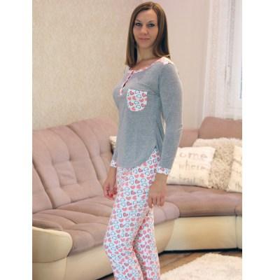 KO-GO Női pizsamák - Kényelem és elegancia este is! I I Komfort-Zóna ... 7a6d99e254
