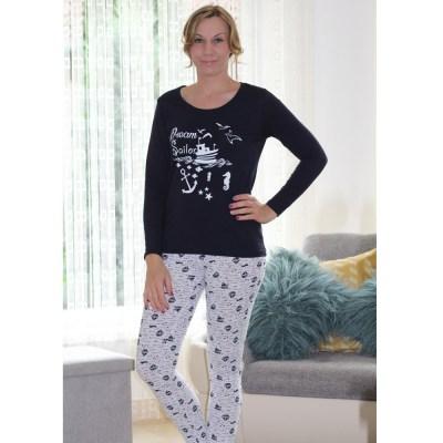 KO-GO Női pizsamák - Kényelem és elegancia este is! I I Komfort-Zóna ... 23f77f8cec